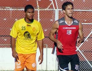 Jogo-treino Paulista 2 x 2 Atibaia Jundiaí (Foto: Divulgação/Paulista)