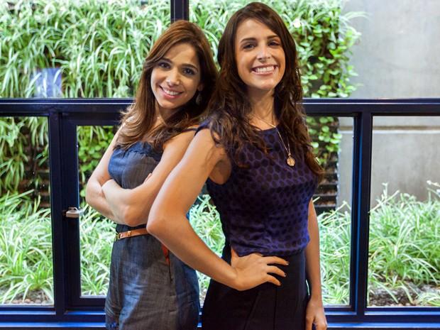 """Itália e Liz mostraram que têm um lado """"mazinhas"""" no decorrer da novela (Foto: Fabiano Battaglin / Gshow)"""