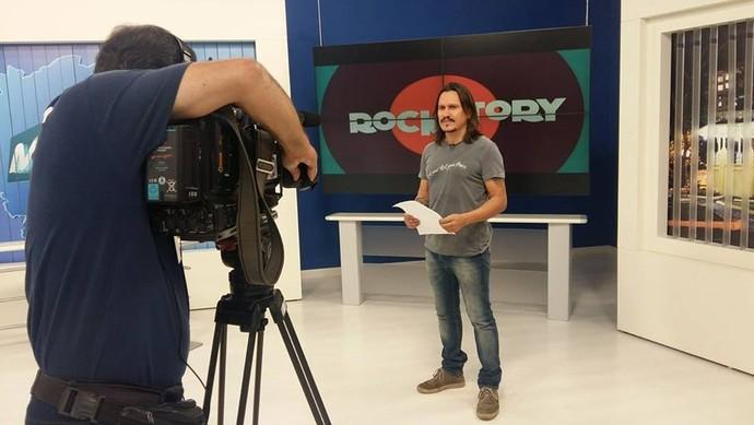 Banda Venosa fará show em evento da TV Integração (Foto: Mariana Molina)