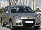 Renault faz recall de Sandero e Duster por falha no airbag do motorista