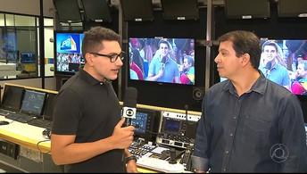 Lucas Barros e Kako Marques lembram  parceria com jornalista Guilherme Marques