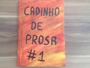 Cada edição do livro é única (Foto: Bruno Liberal/Arquivo pessoal)