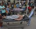 """Terremoto na Índia assusta Roberto Carlos e Chicão: """"Loucura total"""""""