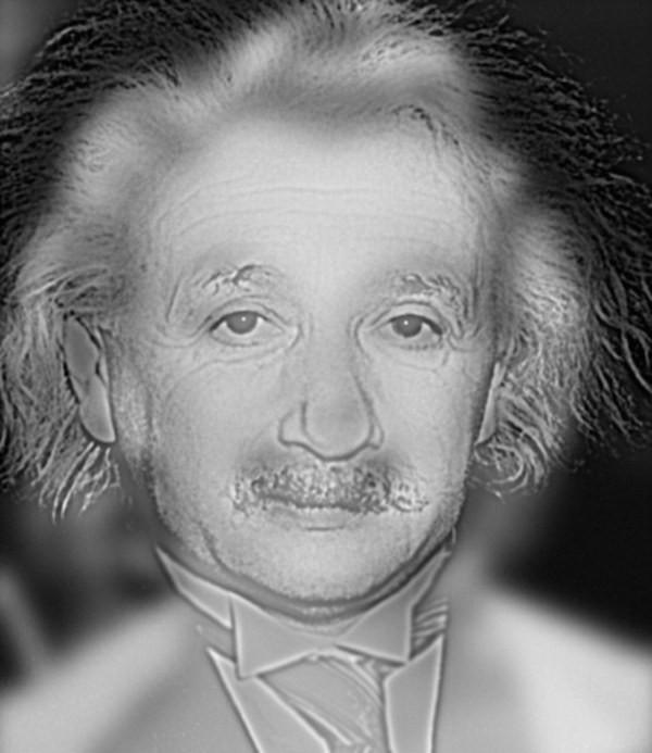 einstein ou marilyn cientistas criam teste de visão em imagem gq