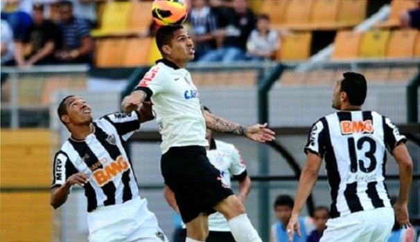 Na fase decisiva, Atlético-MG entrenta o Corinthians pela Copa do Brasil.  (Foto: Marcos Ribolli)