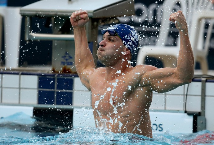 Nicholas Santos, natação, Maria Lenk (Foto: Satiro Sodré/ SSPress)