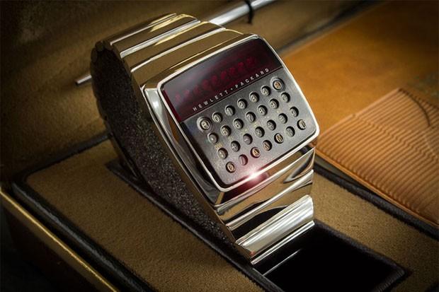 c435c2d2626 Tecnologia retrô  smartwatch de 1977 da HP vai à venda por US  14