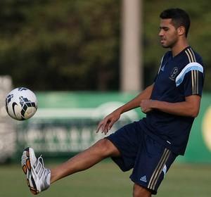 Alan Kardec treino Palemeiras (Foto: Cesar Greco/ Ag. Palmeiras )