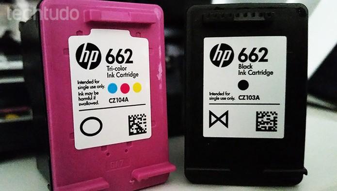 Confira as dicas de como descartar o cartucho vazio da impressora (Foto: Barbara Mannara/TechTudo)