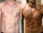 Rafael Almeida recorre a coach e muda forma física com vida saudável