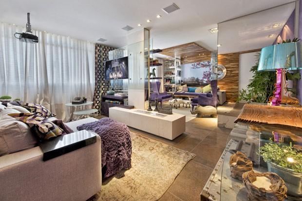 20 espa os cheios de charme casa vogue ambientes. Black Bedroom Furniture Sets. Home Design Ideas