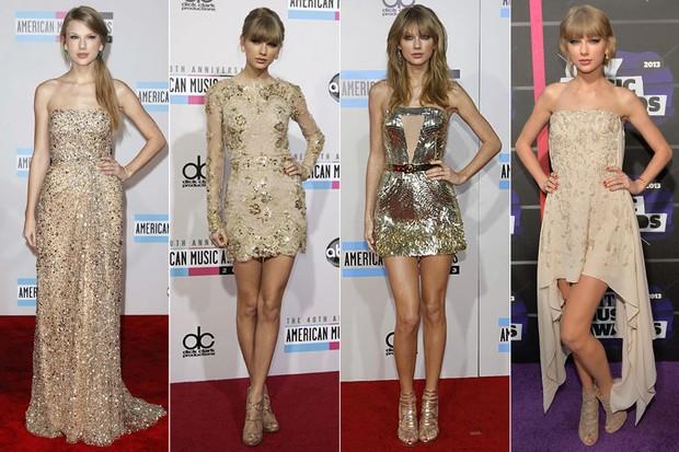 MODA - Estilo Taylor Swift (Foto: Reuters | Getty Images)