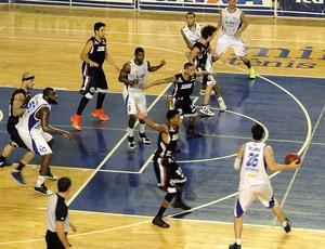Minas Liga Sorocabana basquete NBB (Foto: Fernando Martins)