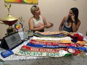 Duda Moura Leila Petrato documentário Juiz de Fora (Foto: Duda Moura/Arquivo Pessoal)