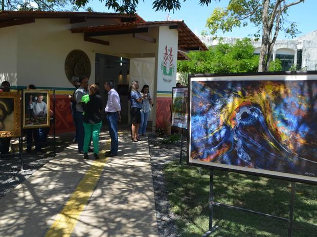 Praça Veiga Cabral, Macapá, Amapá (Foto: Jorge Abreu/G1)