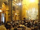 Paróquias na região de Ribeirão realizam missas de Corpus Christi
