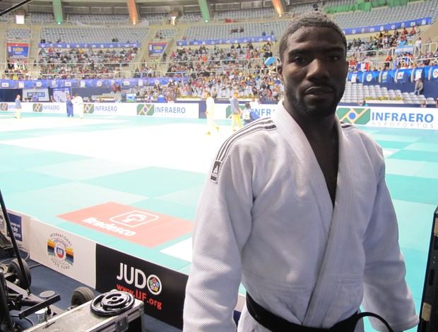 Josue Deprez gostou da sua participação no Mundial do Rio de Janeiro (Foto: Thierry Gozzer)