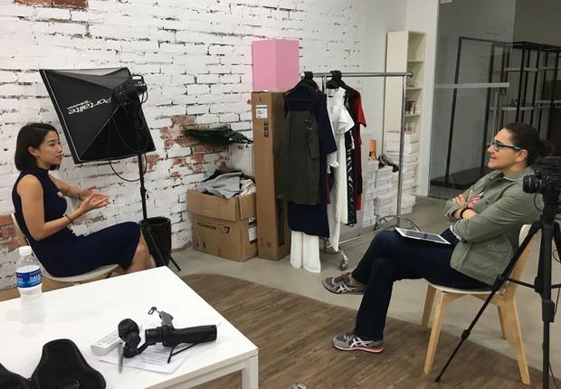 Rachel Lim, criadora do Love, Bonito: empreendedorismo que começou em Cingapura e já se estendeu à Malásia e Indonésia (Foto: Divulgação)