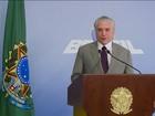 Presidente da Câmara pede parecer sobre denúncias contra Temer