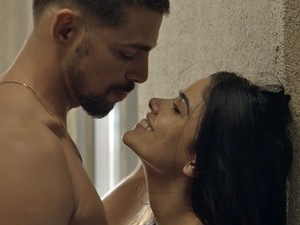 Juliano e Tóia planejam ter filho (Foto: TV Globo)