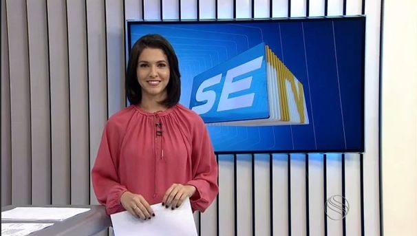 Tamires Franci (Foto: Divulgação/TV Sergipe)