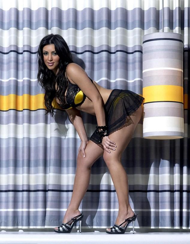 Kim Kardashian (Foto: © Celebrity Pictures)