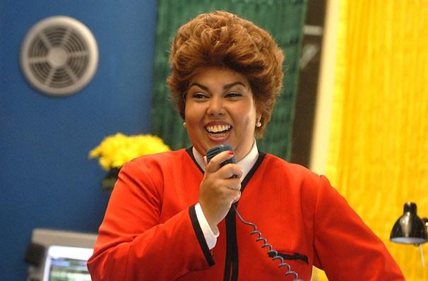Fabiana Karla Metrô Zorra (Foto: Blenda Gomes/ TV Globo)