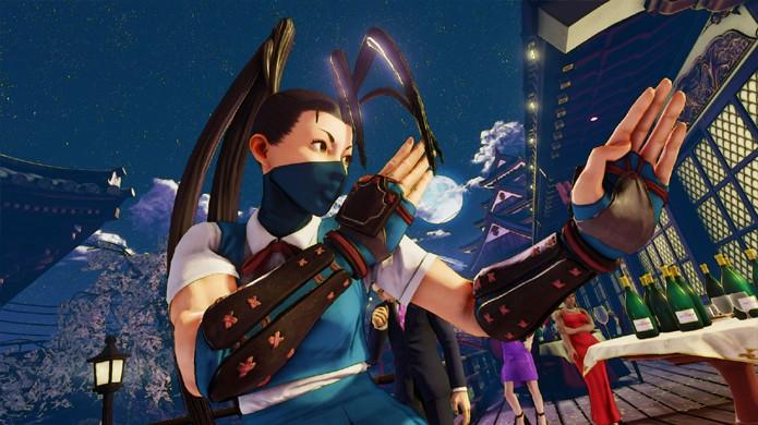 Ibuki retorna em Street Fighter 5 com nova roupa e técnicas ninja (Foto: Reprodução/Polygon)