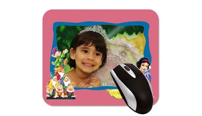 Mousepad com foto personalizada (Foto: Reprodução/Fotolab)