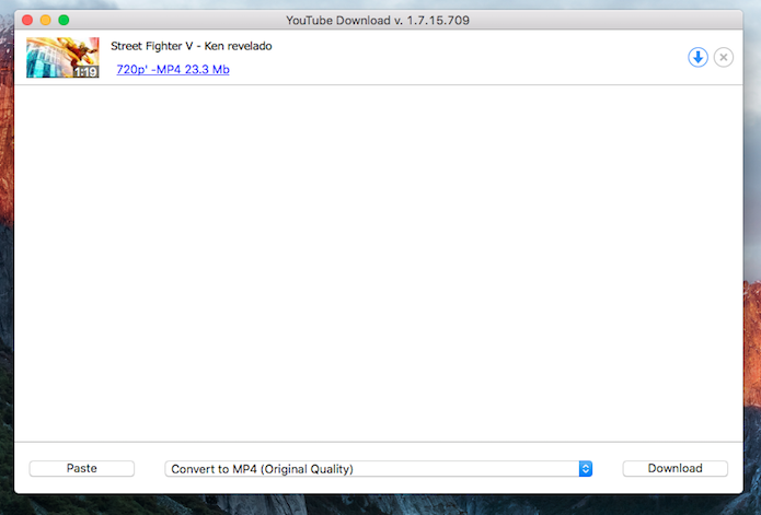 Como baixar vdeos no mac veja seis opes de programas e apps aplicativo simples discreto e roda suave no macbook reproduo ccuart Image collections