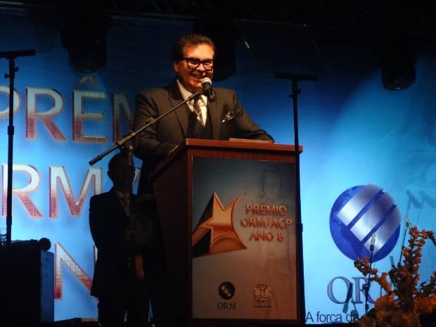 Rômulo Maiorana Junior, presidente executivo das ORM, ressaltou o compromisso de oferecer ao público ações de qualidade. (Foto: Ingrid Bico/G1)