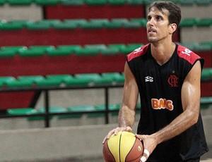 marcelinho Flamengo basquete (Foto: Fernando Azevedo/Fla Imagem)