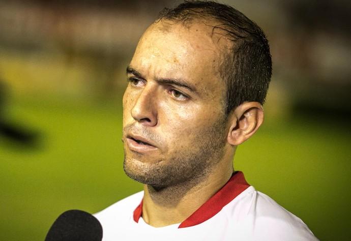 Cambalhota diz que não se abala ao perder penaltis (Foto: Fillipe Araújo/FSF)