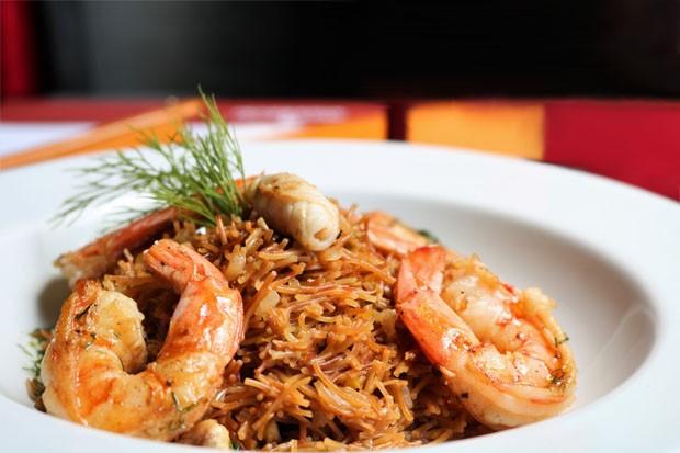 Fideuá: receita típica espanhola parecida com a paella (Foto: Divulgação)