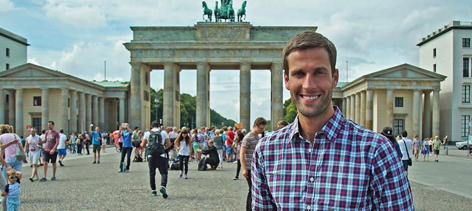 Pedro Pelo Mundo: veja fotos da viagem para Alemanha