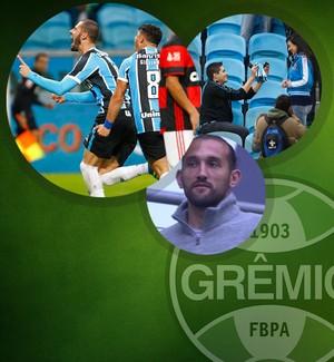 Pacotão Rodada Grêmio (Foto: GloboEsporte.com)