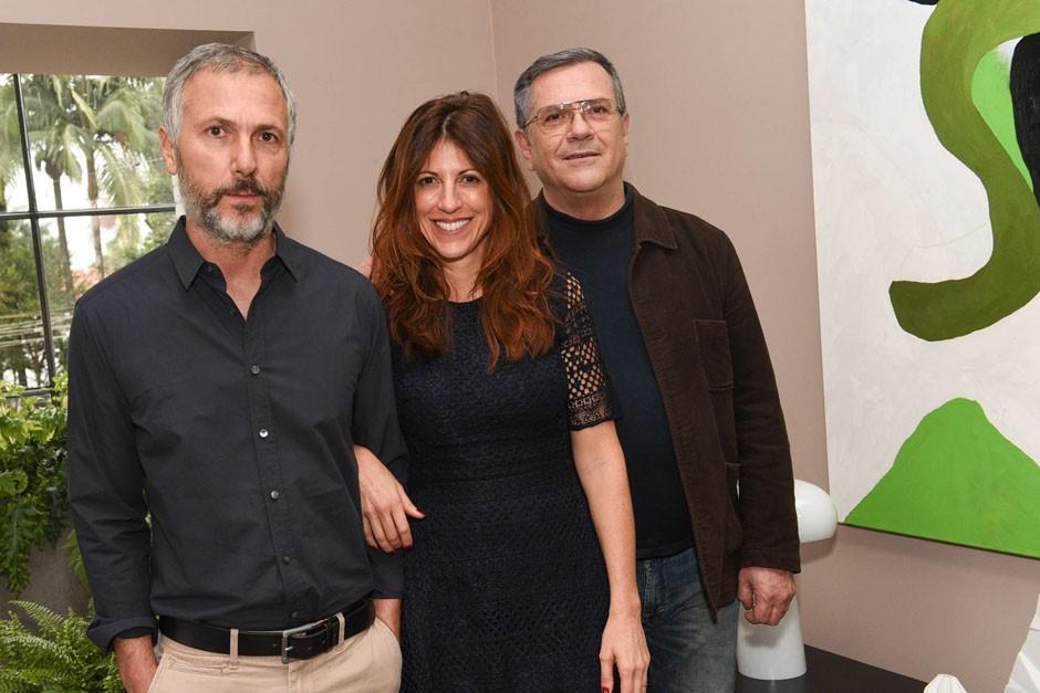 Talk com os designers Fernando e Humberto Campana (Foto:  )
