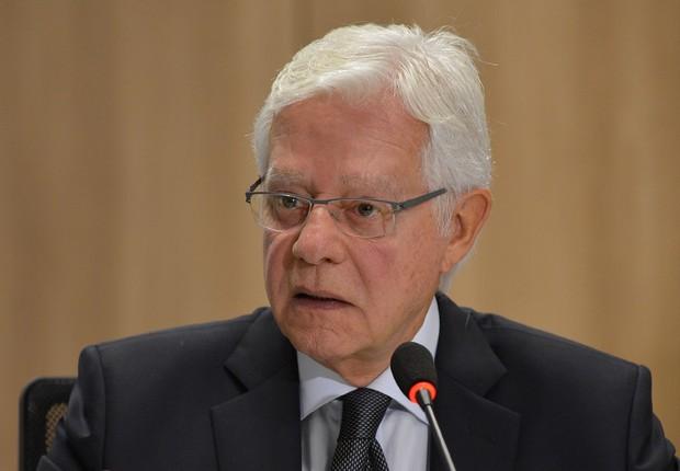 O ex-ministro Moreira Franco (Foto: Elza Fiuza/Agência Brasil)
