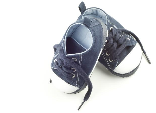 sapato; pés; criança (Foto: Thinkstock)
