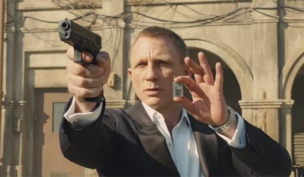Quantos gadgets 007 usou em todos os seus filmes? Descubra