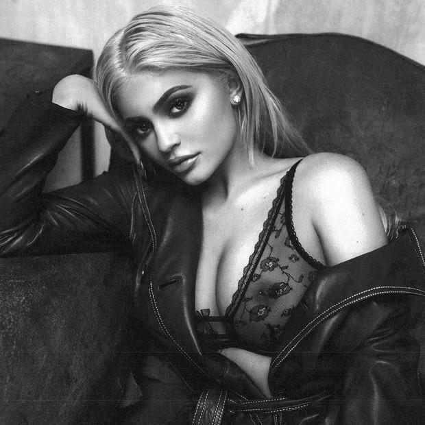 Kylie Jenner, a caçula do clã Kardashian, conquistou império fazer de sua faceta pública diferentes empreitadas de negócios (Foto: Reprodução/Instagram)