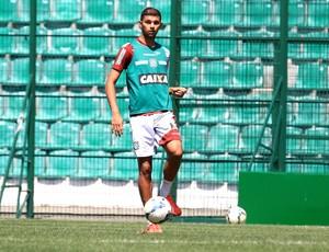 Raul Figueirense (Foto: Luiz Henrique/Figueirense FC)