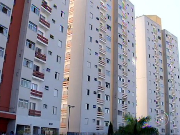Condomínios construídos a partir de 2009 deverão ter hidrômetros individuais em sorocaba (Foto: Reprodução/TV Tem)