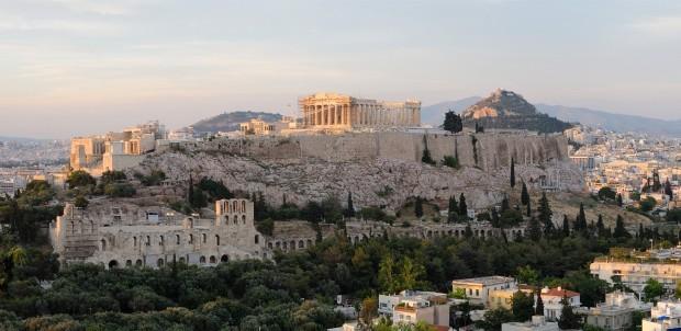Atenas (Foto: Reprodução/Wikipédia)