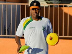 Marcelo Salles, técnico do Nova Iguaçu (Foto: Assessoria Nova Iguaçu)