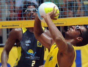 Paraibano Gilmário, jogador de vôlei de praia (Foto: Divulgação / CBV)