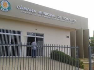 Camara Municipal de Boa Vista  (Foto: G1/Arquivo)