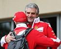 """Na Hungria, Kimi é eleito piloto do dia e recebe elogio do chefe: """"Lutador"""""""