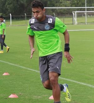 Pedro Henrique, zagueiro do Goiás (Foto: Rosiron Rodrigues/Goiás E.C.)
