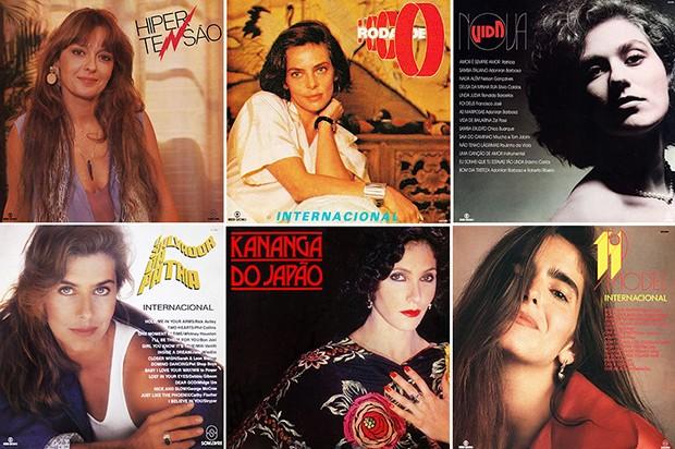 Capas de trilhas sonoras